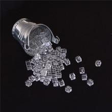 Ice-Cube Toy-Accessories Bucket Dollhouse Miniature Ice-Or-1-Bucket-Fairy Kitchen-Decor