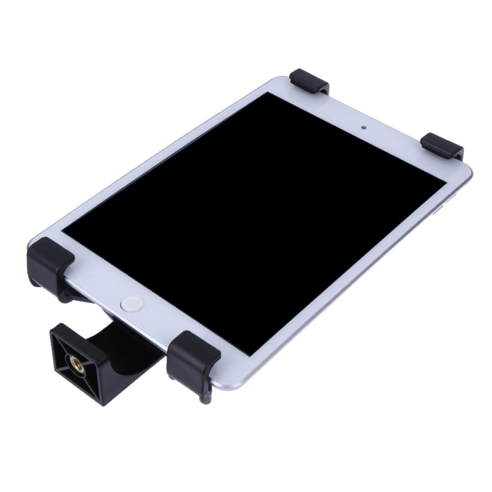 """Univerzalno držalo tabličnega držala za plastično držalo za tablični računalnik 1/4 """"Adapter navoja za 7"""" ~ 10,1 """"za podlogo"""