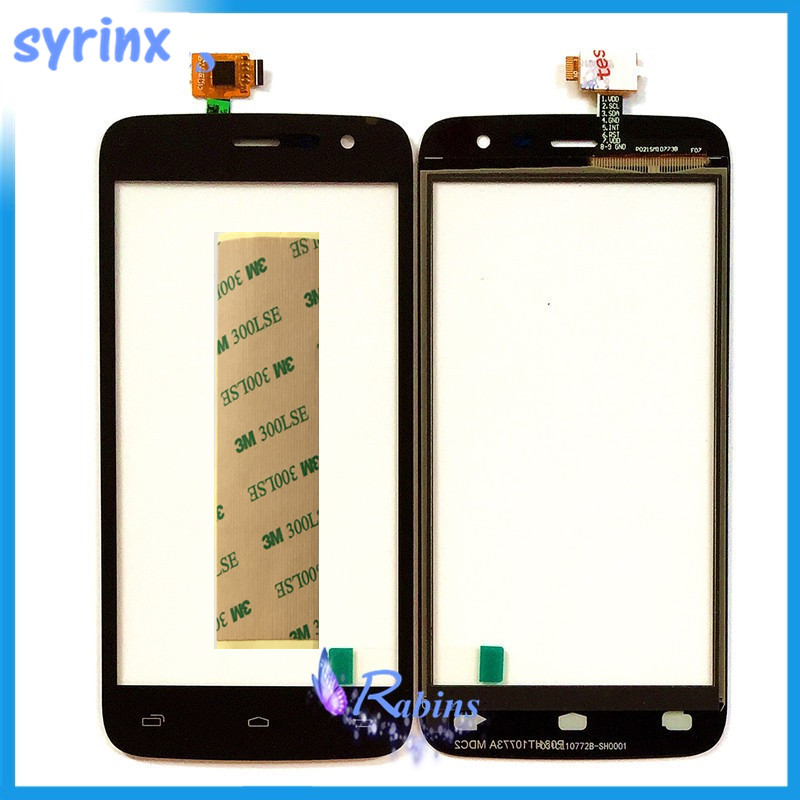Mobile Phone 5.0 Inch Touch Screen Digitizer Lens Front Glass Panel For Dexp Ixion E150 Soul Touchscreen Sensor Free Ship Tape