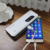 Novo Banco de Potência 12000 mAh 3 USB Display LCD Com luz de Leitura LED Bateria Externa powerbank Carregador Portátil Universal