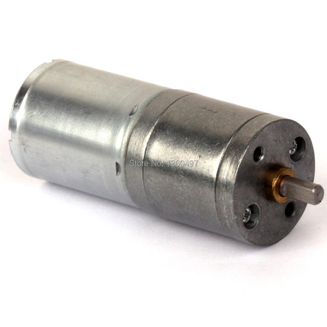 US $9 8 |1A DC 12V 1000RPM 25GA 100mA High Torque Electric Gear Box Motor  25MM NEW-in DC Motor from Home Improvement on Aliexpress com | Alibaba Group