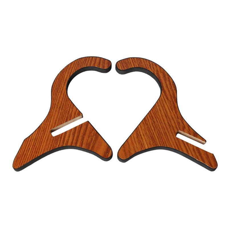 Portable Wooden Kalimba Holder Stand Thumb Piano Display Stand Rack For Kalimba Thumb Piano Accessories Musical Instrument