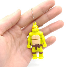 Ninja turtles usb Flash Drive 4GB 8GB 16GB 32GB Pen Drive
