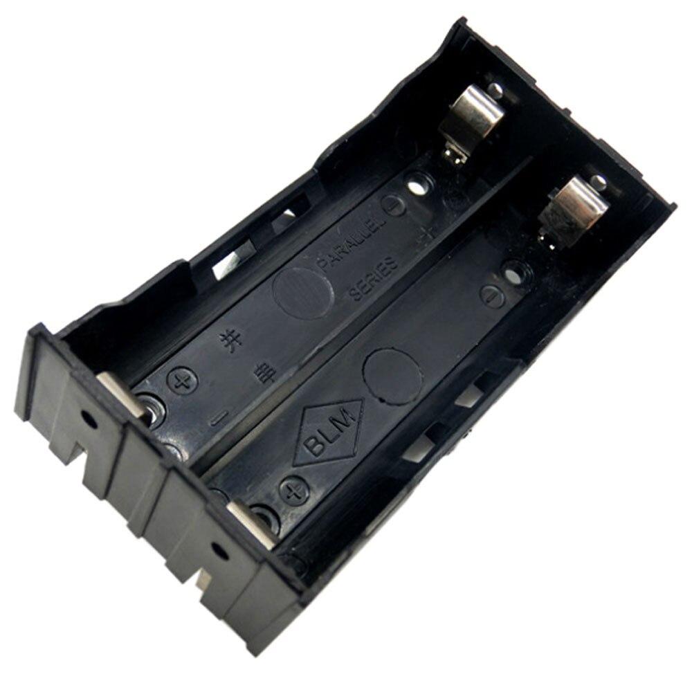 Аккумулятор Адаптер DIY Ящик Для Хранения Дело Держатель Для 2 Х 18650 3.7 В Аккумулятор 4 Pin Пластиковый Ящик Для Хранения @ Z