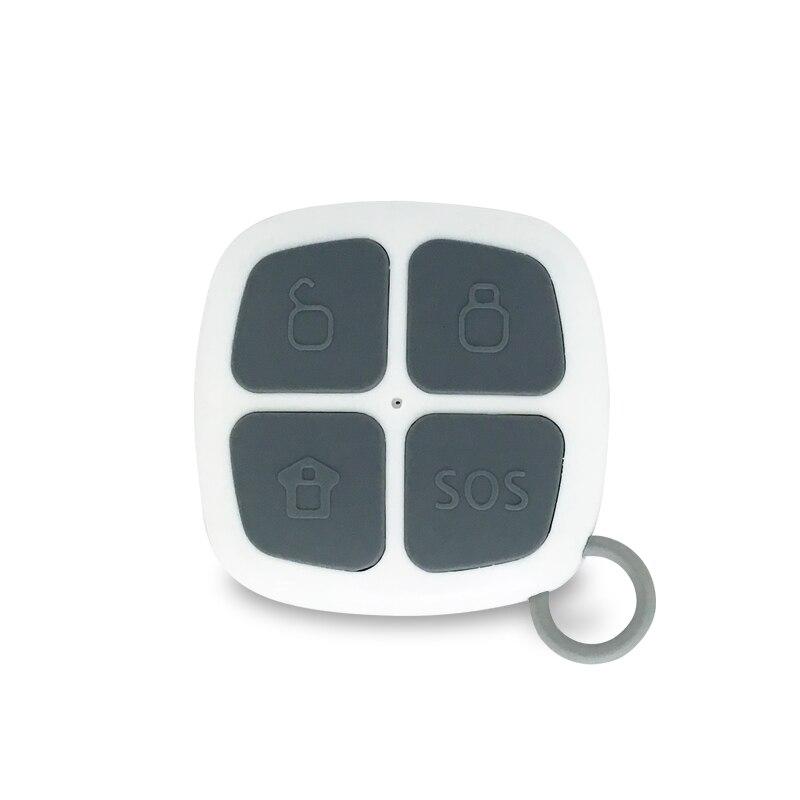 433 mhz smart home Wifi/PSTN système d'alarme mise à niveau en ligne menu multi-langues travail avec caméras IP système d'alarme Wifi - 5