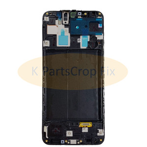 Image 3 - Super AMOLED For Samsung galaxy A30 lcd 2019 Touch Screen Digitizer Assembly A305/DS A305F A305FD A305A SM A305F/DS with frame
