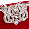 SEKUSA Clutch evening bags Crown rhinestones evening bags purse shoulder bag for wedding Diamonds Lady Purse Mini Evening Bags 4