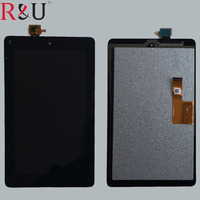 7 Inch LCD Display Touch Screen Panel Digitizer Glass Assembly Replacement For Amazon Kindle Fire 2015