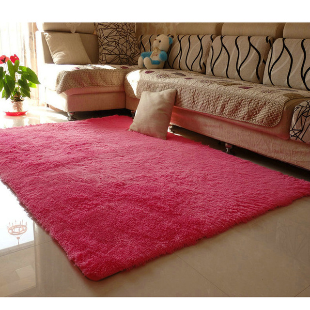 Hot Sale 120x160cm Big Carpet Floor Rug Kids Rugs and Carpets Shaggy ...