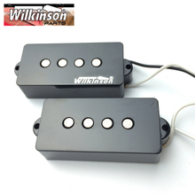 Wilkinson 4 Strings PB electric bass Guitar Pickup four strings P bass pickups WPB Made In Korea 1 set original genuine germany mec 4 5 strings vampyre active bass pickup m60201s