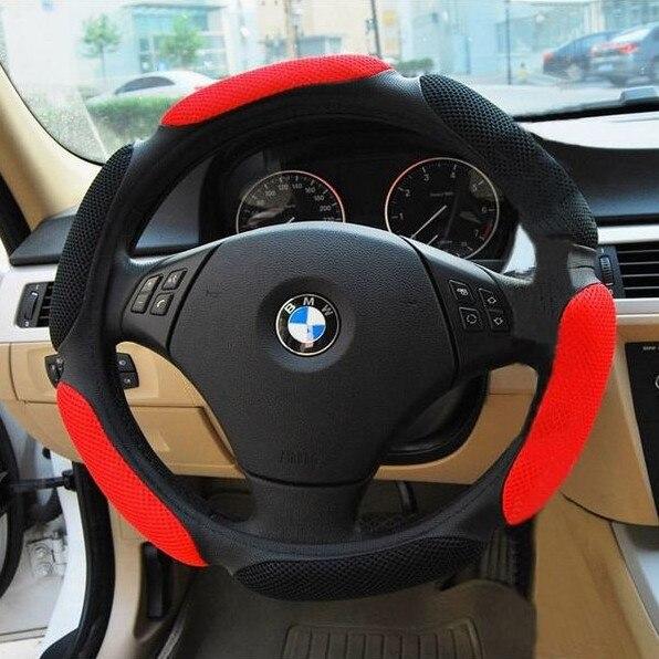 Steering Wheel Cover 35cm 36cm 37cm38cm Low Price Luxury Car