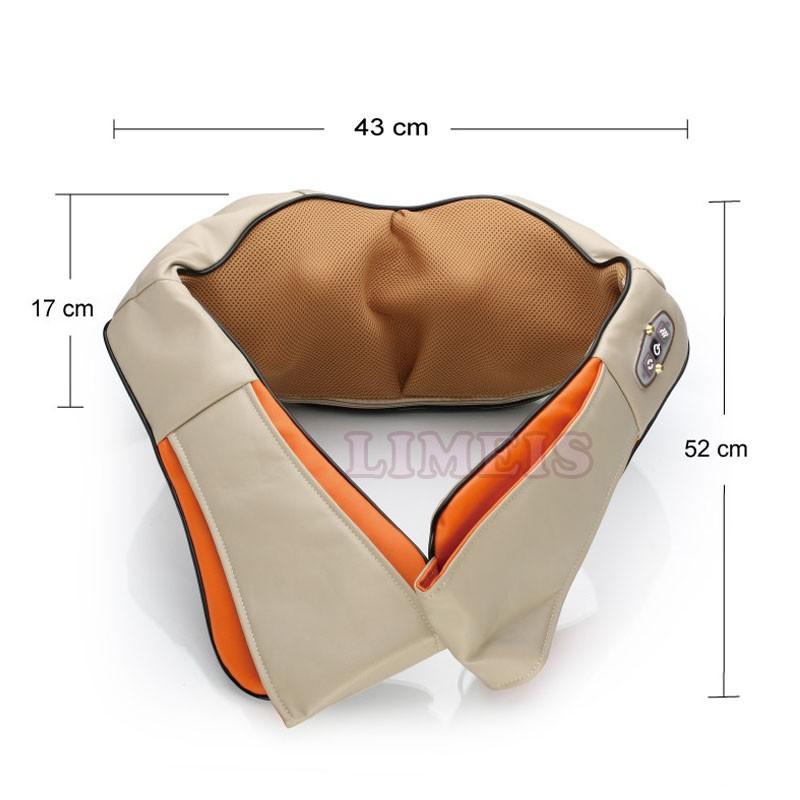 U shape electric shoulder massager 1