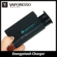 Oiginal Vaporesso Energystash 18650 Battery Charger 002 Charge 2pcsx18650 Battery Useful Electronic Cigarette Portable Charger