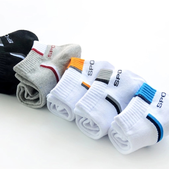 Breathable Cycling Socks for Men