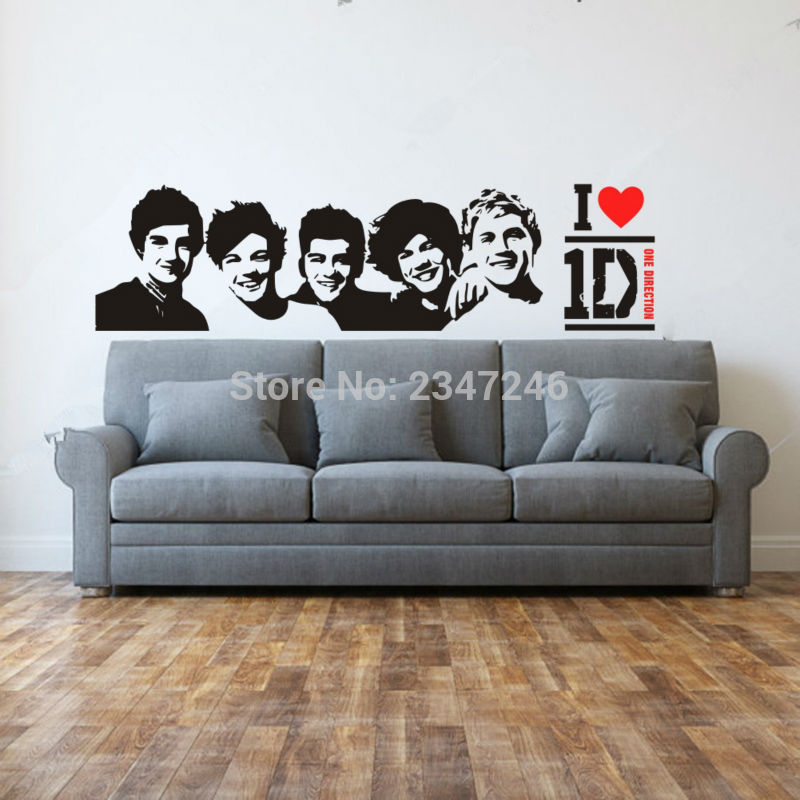 Online Whole One Direction Sticker From China Part 60