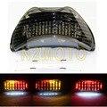 Motocross motocicleta luz trasera led ámbar señal de vuelta de luz integrado para honda cbr 600 f4 f4i 1999-2000 cbr 900 rr 2004-2006