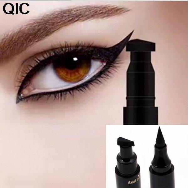 Double Head Black Eyeliner Waterproof Pencil