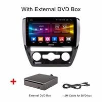 Android 6.0 Octa Rdzeń 2 GB RAM + 32 GB ROM 9 cal Car DVD odtwarzacz Dla Volkswagen VW Sagitar2016-2017 GPS Navi Radio Z dvd box