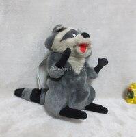 Cartoon Movie Pocahontas Exclusive 50cm Plush Meeko Raccoon Toys For Kids