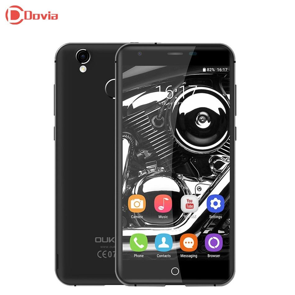 Oukitel K7000 5 0 inch 4G Smartphone MTK6737 Quad Core 2GB RAM 16GB ROM Fingerprint Scanner