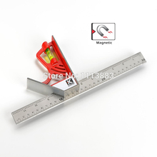 12inch(300mm) Combination Square With Magnetic Lock