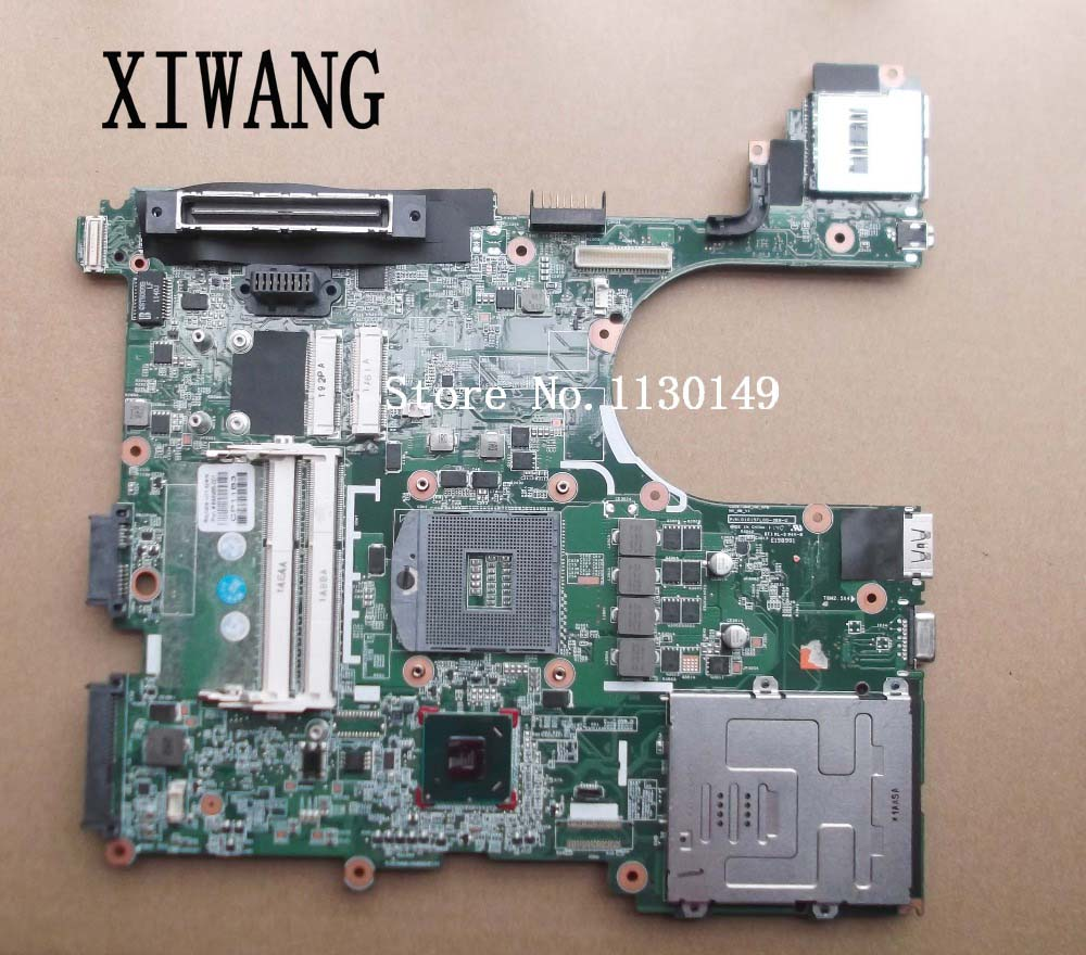 646966-001 Free Shipping For HP 8560P Laptop Motherboard Notebook PC System Board QM67 , 100% Working