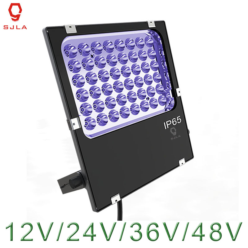 Professional Ultraviolet Lamp 50W AC 12/24/36/48V Glue Curing Germicidal Bulb Reptile Sterilizer Nail Dryer Led UV Lamp compatible 25w uv germicidal bulb for 25w ultraviolet sterilizer 2 packed