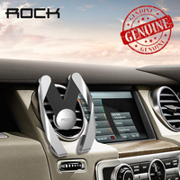 ROCK Autobot M Mobile Car Phone Holder Air Vent Mount Mobile Phone Stand Holder For IPhone