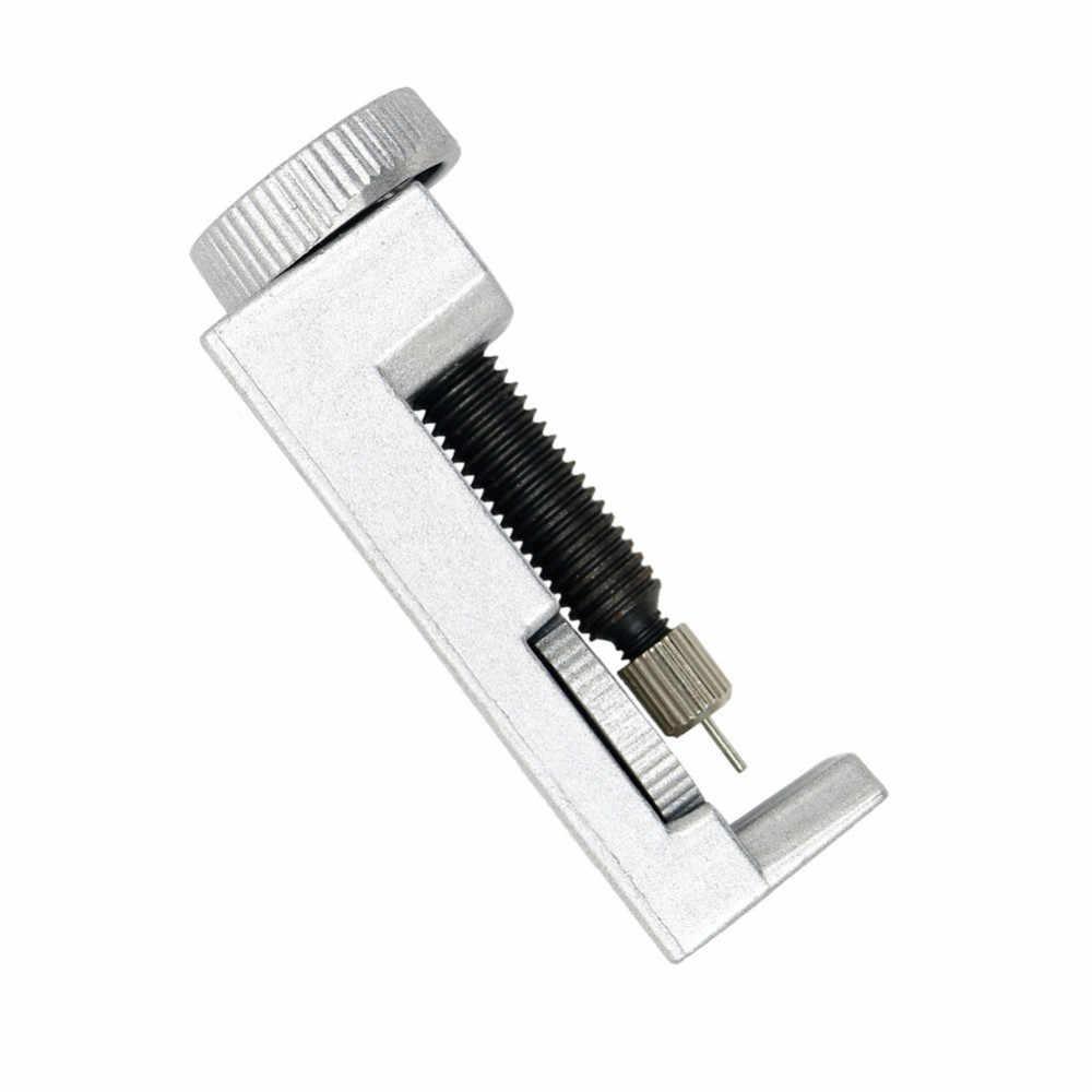 2019 שעון תיקון כלי קיט בנד קישור פין מסיר קטן נירוסטה שעוני יד רצועת התאמת תיקון כלי קיט