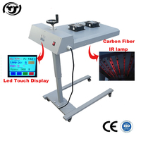 TJ Manual 1 Color Simply Screen Printer Screen Printing Machine T Shirts Printing Machine