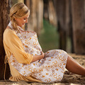 13 colorsNew уход обложка грудное вскармливание обложка ребенка детские дышащие хлопка муслиновые розничная оптовая продажа уход одеть
