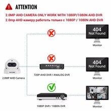 VIKCONN 1080P Full HD SONY IMX323 AHD Security Camera 2.0 MegaPixel Dome CCTV Camera Video Surveillance Camera 30M IR Camera