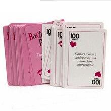 Bliss 13 sztuk/zestaw wieczór panieński wieczór panieński odważ karty druhny być imprezową grą dziewczyny na noc Prop gra w picie alkoholu karty, B