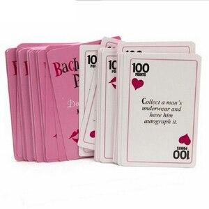 Image 1 - Bliss cartes pour fête de jeune fille, fête denterrement de vie de jeune fille, cartes pour oser léquipe de la mariée dêtre pour les filles, accessoire de soirée, boire, 13 pièces