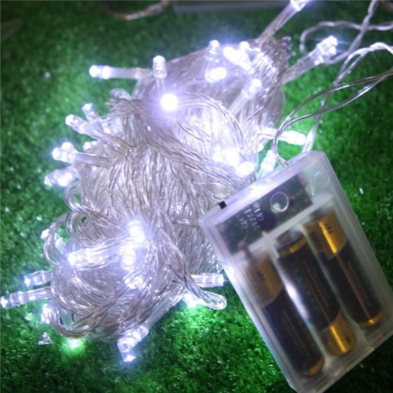 Cordas de Iluminação ano novo quarto casamento decoração Tipo de Item : Miçanga