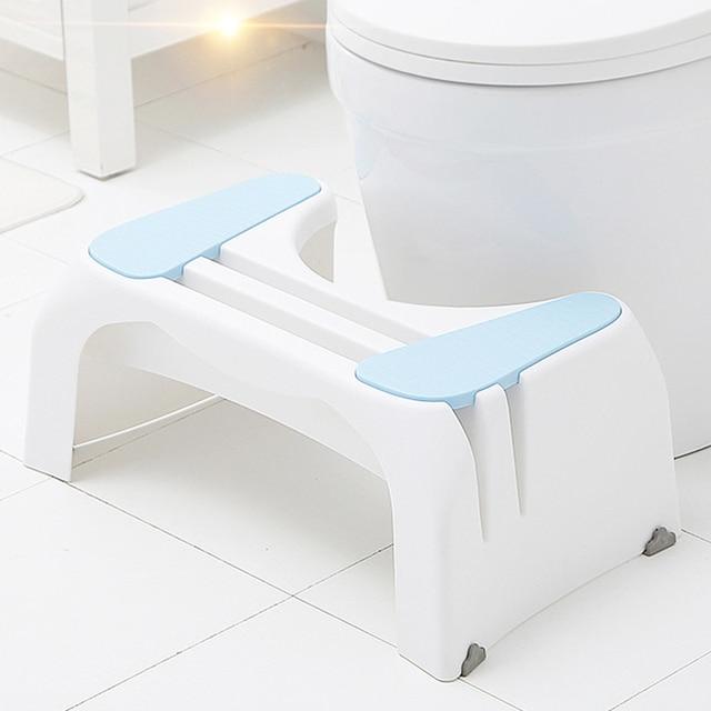9d5edba6ec73 Assento Do Vaso Sanitário de plástico Banquinho Adulto Fezes Agachamento  Cócoras Oregnant Mulher Crianças Sentar Fezes