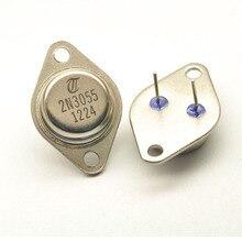 Бесплатная доставка 20 шт./лот золото уплотнение транзистор 2N3055 15A 100 В 115 Вт NPN транзистор трубка РУКОПИСИ-3