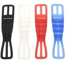 Универсальный силиконовый держатель для смартфона на велосипед, держатель для мобильного телефона для iPhone, samsung, sony, LG, велосипедный держатель