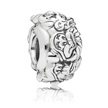 New 925 Silver Snow White the Seven Dwarfs All Around Spacer Charm Fit Original Pandora Bracelet Women DIY Europe Jewelry Gift