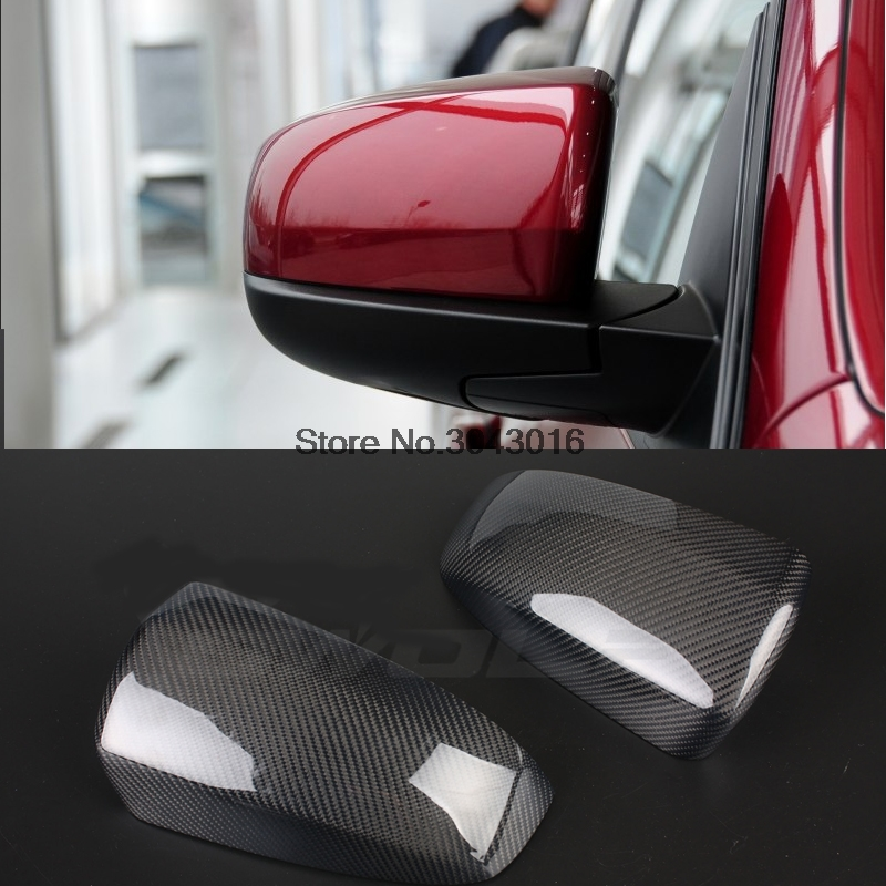 high quality rear carbon fiber For BMW X5 mirror X6 E70 E71 Carbon Fiber Mirror Cover