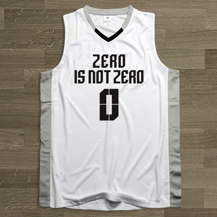 the best attitude 1d3b7 3e748 SYNSLOVEN Men Basketball Jersey top Uniforms okc thunder no.0 zero mvp  Russell Westbrook Sports clothing Breathable plus size