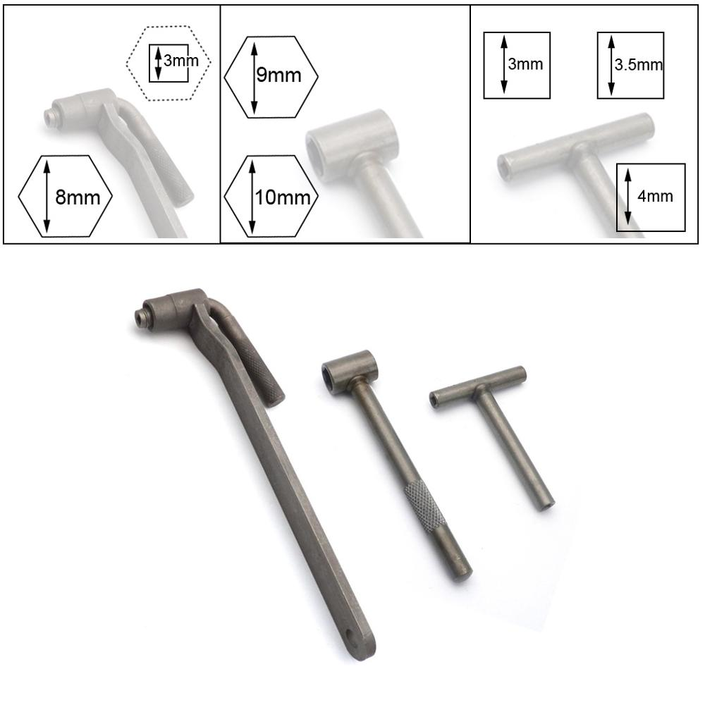 US $10 01 15% OFF|1 Set Motorcycle Engine Valve Screw Adjusting Spanner 8mm  9mm 10mm Hexagon Square Valve clearance adjustment Tool on Aliexpress com