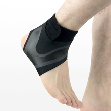 Ankle Support Sport Socks Foot Protect Bandage Sprain Prevention Elasticity Adjustment Protection Sport Fitness