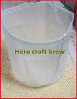 50 45 Food Grade Home Brew Mash Filter Bag For Batch Homebrew Filter Bag Bucket Can