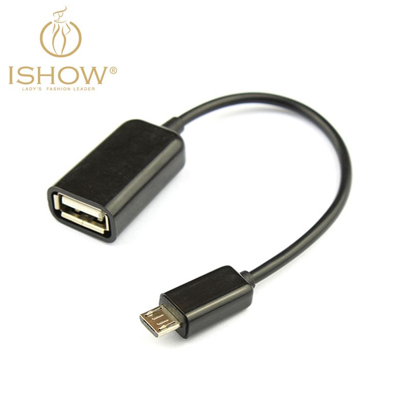 Small portable functional micro usb otg cable adapter for - Porta micro usb ...