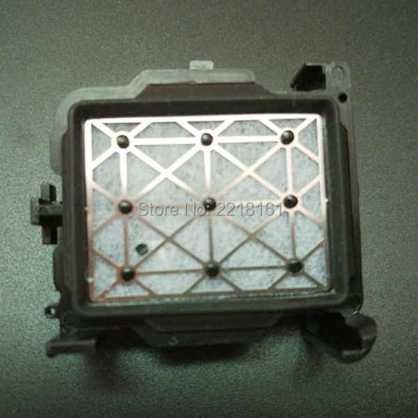Besar format DX5 DX7 printer Yinhe Galaksi Topi atas capping station dengan 2 lubang 4 pcs/lot