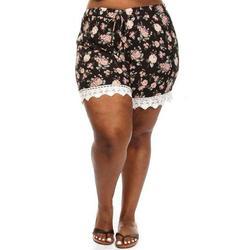 2017 new fatty women shorts female plus size 3xl loose casual hot short trousers new fatty.jpg 250x250