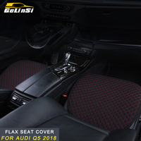 Gelinsi for Audi Q5 2018 car auto flax seat cover accessories