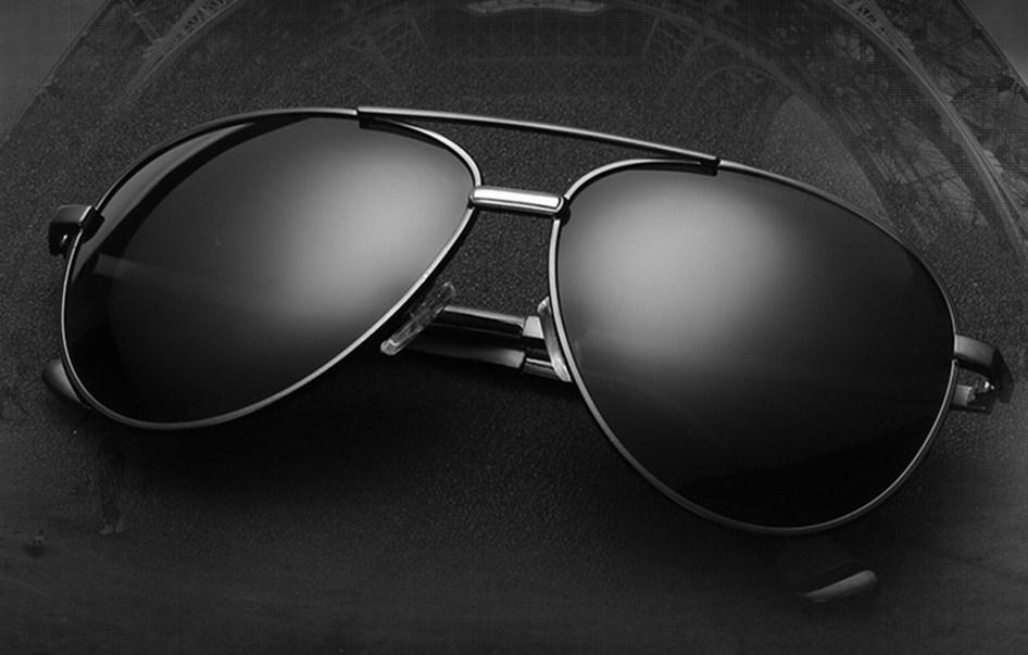 839cdc99e VIDA CLARA O clássico colorido dupla ponte das mulheres Dos Homens  Polarizados óculos de Sol óculos de Sol Polarizado UV400 Tac Reforçada