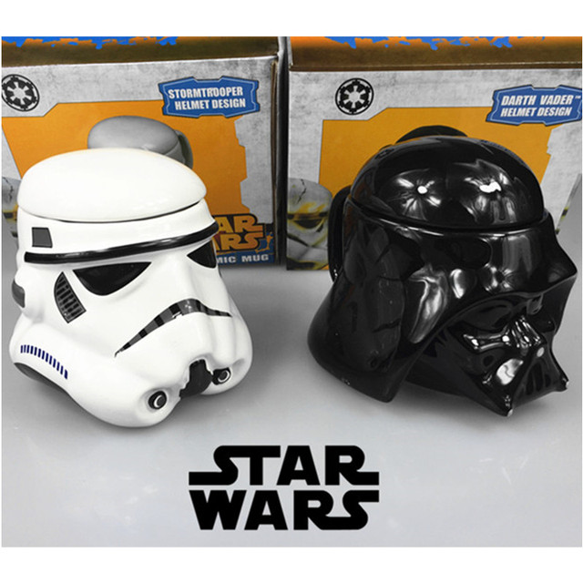 Star Wars Mug – Darth Vader/Trooper (470ml)